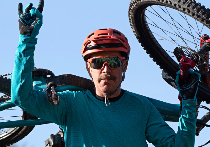 Esercizi di allenamento per andare in Mountain Bike-hp
