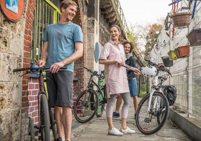 #trainathome: l'allenamento bike quotidiano con Vaude