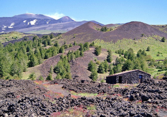 escursioni sull'Etna in estate