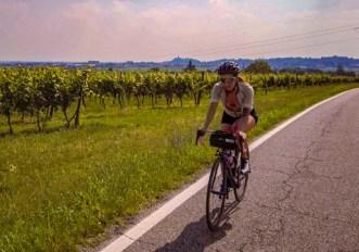 La Via del Vino del Lago di Garda in bici - Valpolicella