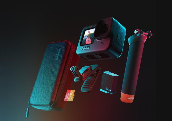 nuova GoPro Hero9 Black