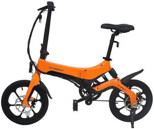 OneBot-bici-pieghevole