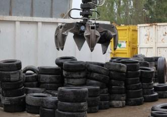 pneumatici riciclati