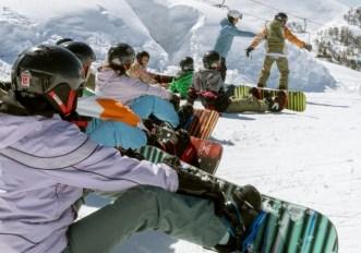 chill snowboard no profit