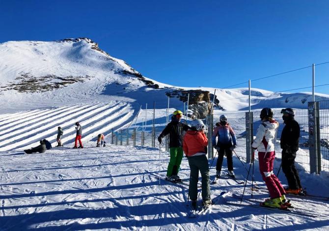 sciare a zermatt