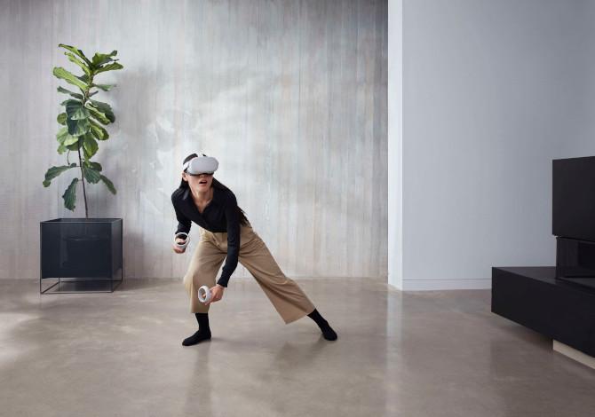 Oculus Quest e i giochi fitness in Virtual Reality