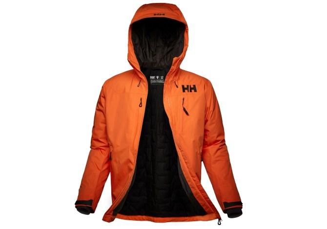 Odin Infinity Insulated Jacket di Helly Hansen: sostenibile, tecnica e innovativa