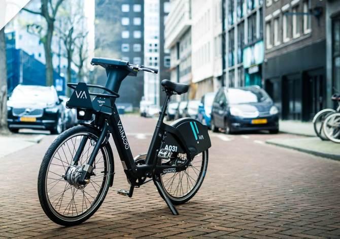 Vaimoo E-Bike Sharing