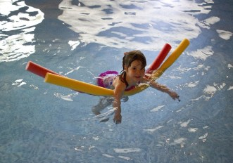 sport bambini in zona gialla
