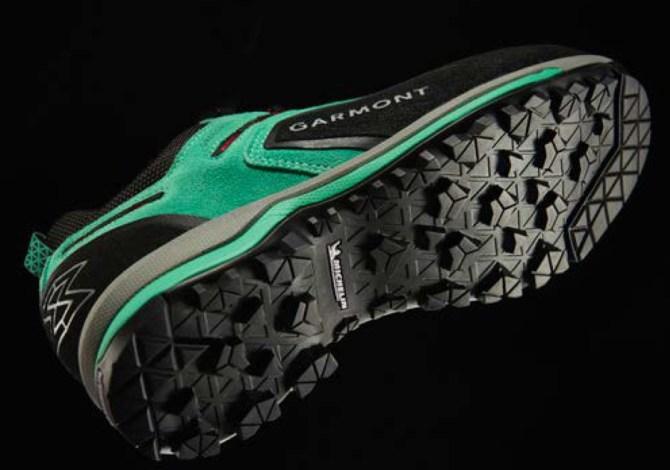 Le nuove Garmont Dragontail Tech GTX con suola Michelin