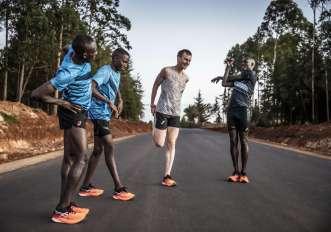 Asics Metaspeed Sky: le scarpe da running che si adattano alla tua falcata