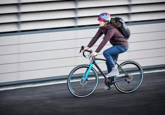 CityGo Bike 23 VAUDE, da borsa per la bici a zaino in un attimo