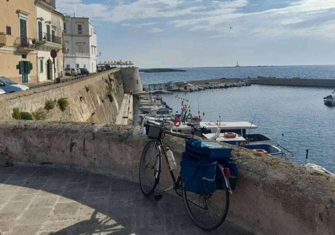 in bici da Milano a Santa Maria di Leuca