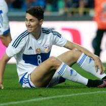 31.8.2016 Mlad Boleslav ČRsport/ fotbal / reprerzentace/ ČR Armenie/ foto CPA