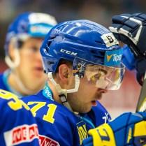 Ve středu 9. listopadu 2016 se v plzeňské Home Monitoring Aréně odehrál hokejový zápas 18. kola TipSport Extraligy ledního hokeje mezi celky HC Škoda Plzeň a PSG Zlín. ROMAN TUROVSKÝ