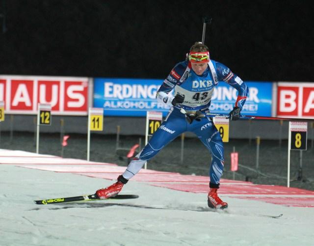 15.12.2016 Nove mesto na Morave / svetovy pohar/ biatlon/ sport/ sprint muzi foto CPA