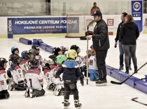 Hokejové dny dětí 1