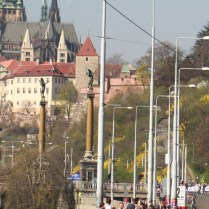 1.4.2017 ú Praha/ sport/ atletika / prazsky pulmaraton/ foto CPA