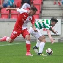 4.7.2017 Praha/ sport/ fotbal/ FC Slavia / Celtic Glasgow / FOTO CPA