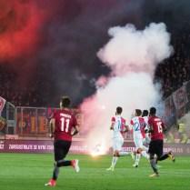 17.9.2017 Praha / sport ú Football /288.derby/ SK Slavia Praha / AC SPARTA Praha/ Foto CPA