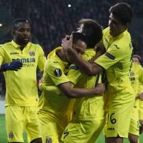 2.11.2017 Praha / Sport / fotbal / Europa League / Slavia - Villarreal / FOTO CPA