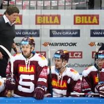 19.11.2017/ Praha / sport / ledni hokej / HC Sparta / Trinec / FOTO CPA
