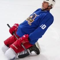 26.11.2017 /Sport / aktualita / Miroslav Topolanek / hokej Foto CPA