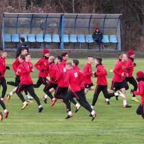 4.1.2018 Praha / sport / fotbal / Sparta Praha / Trenink pred novou sezonou. ¨FOTO CPA