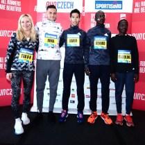 6.4.2018 Praha / sport / atletika / TK Sportisimo pulmaraton/ FOTO CPA