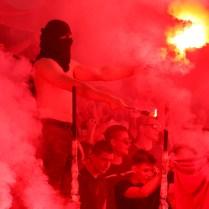 5.5.2018/ Praha / sport / fotbal / Slavia Praha / Viktoria Plzen/ 2:0 / HET Liga/ FOTO CPA