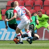 19.5. 2018 / Praha / sport / fotbal / Slavia / Jablonec / HET liga / FOTO CPA