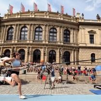 5.7.2018 Praha / sport / atletika / Prazska tycka / foto CPA