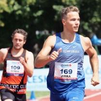 29.7.2018/Kladno /atletika / sport / MCR v atletice / FOTO CPA