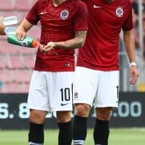 2.8.2018 Evropska liga AC Sparta Spartak Subotica 1:2 FOTO CPA