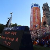 6.8.2018 / Berlin / sport / atletika / ME atletika Berlin/ FOTO: CPA