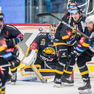 V neděli 21. října 2018 se v plzeňské Home Monitoring Aréně odehrál hokejový zápas 12. kola TipSport Extraligy ledního hokeje mezi celky HC Škoda Plzeň a HC Verva Litvínov. ROMAN TUROVSKÝ