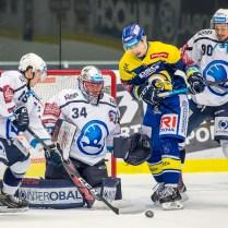 V neděli 18. listopadu 2018 se v plzeňské Home Monitoring Aréně odehrál hokejový zápas 20. kola TipSport Extraligy ledního hokeje mezi celky HC Škoda Plzeň a PSG Berani Zlín. ROMAN TUROVSKÝ