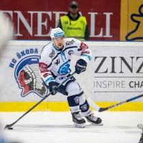 V neděli 9. prosince 2018 se v plzeňské Home Monitoring Aréně odehrál hokejový zápas 26. kola TipSport Extraligy ledního hokeje mezi celky HC Škoda Plzeň a HC Energie Karlovy Vary. ROMAN TUROVSKÝ