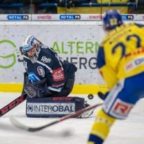 V nedělu 6. ledna 2019 se ve Zlíně na Zimním Stadionu Luďka Čajky odehrál zápas 33. kola TipSport Extraligy mezi celky PSG Berani Zlín a HC Škoda Plzeň. ROMAN TUROVSKÝ