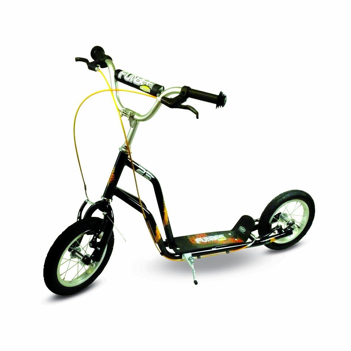 trottinette grosse roue ou petite roue guide dachat