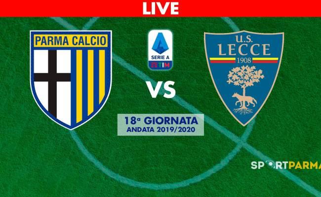Live Parma Lecce 2 0 Sportparma