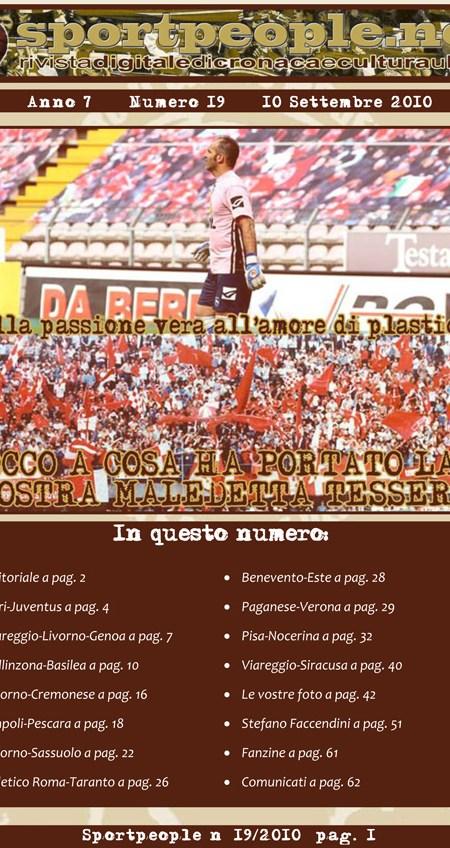 Sport People n°2010-19