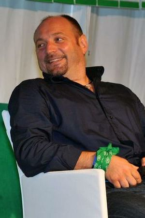 Il deputato Stucchi