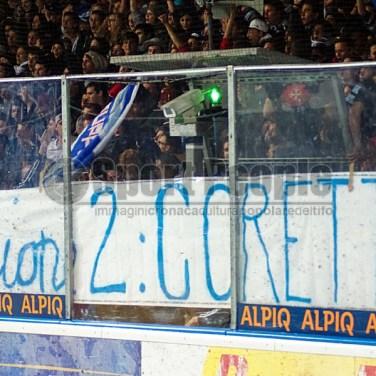 Ambrì Piotta-Lugano 1-0, LNA Svizzera 2013/14
