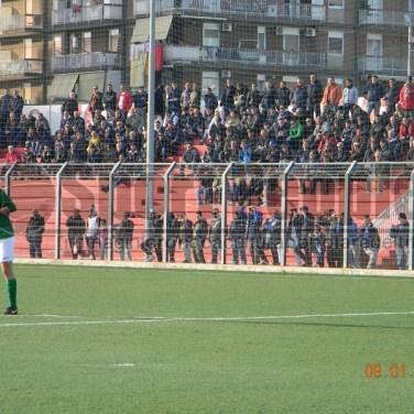Quartieri Uniti Bari-Mola 1-1, Eccellenza Pugliese 2013/14
