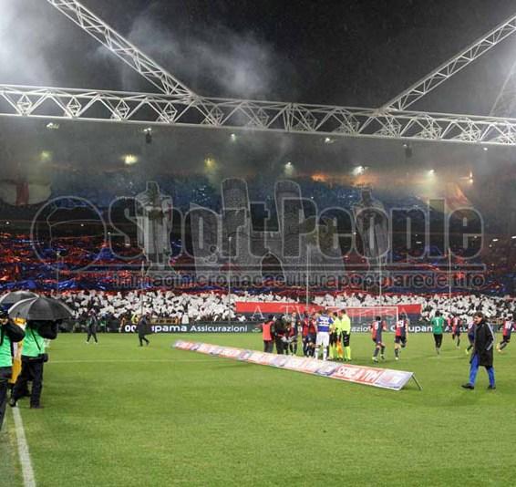 Genoa-Sampdoria 0-1, Serie A 2013/14