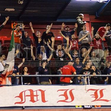 Olimpia Milano-Dinamo Sassari 80-82, Final8 Coppa Italia 2013/14