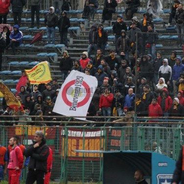 Paganese-Benevento 1-1, Lega Pro 1/B 2013/14