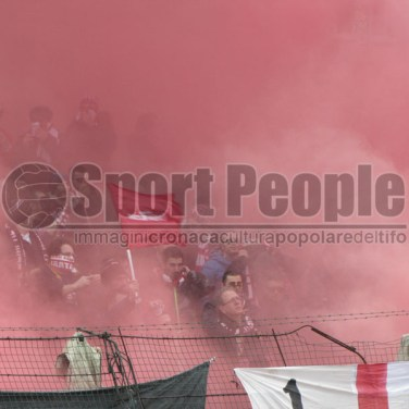 Maceratese-Civitanovese 1-1, Serie D/F 2013/14
