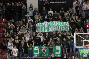 Virtus Roma-Scandone Avellino 72-80, Lega A 2013/14